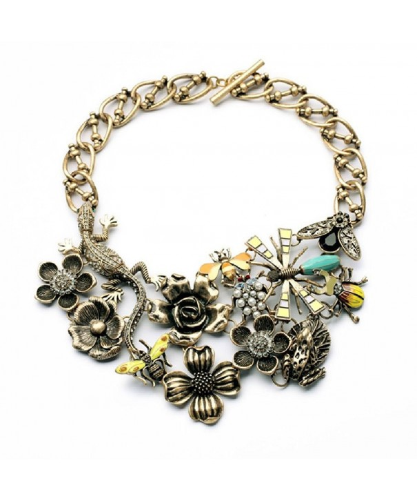Fun Daisy Natural Flowers Necklace