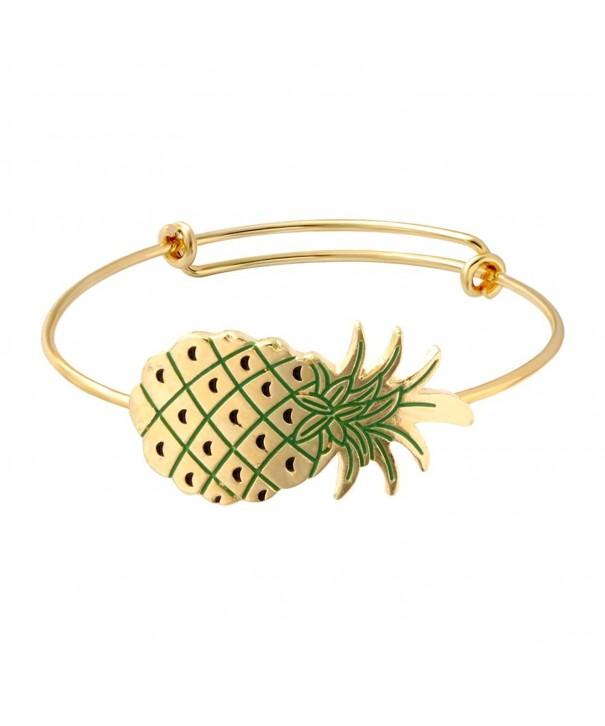 SENFAI Charming Pineapple Bracelet Accessary