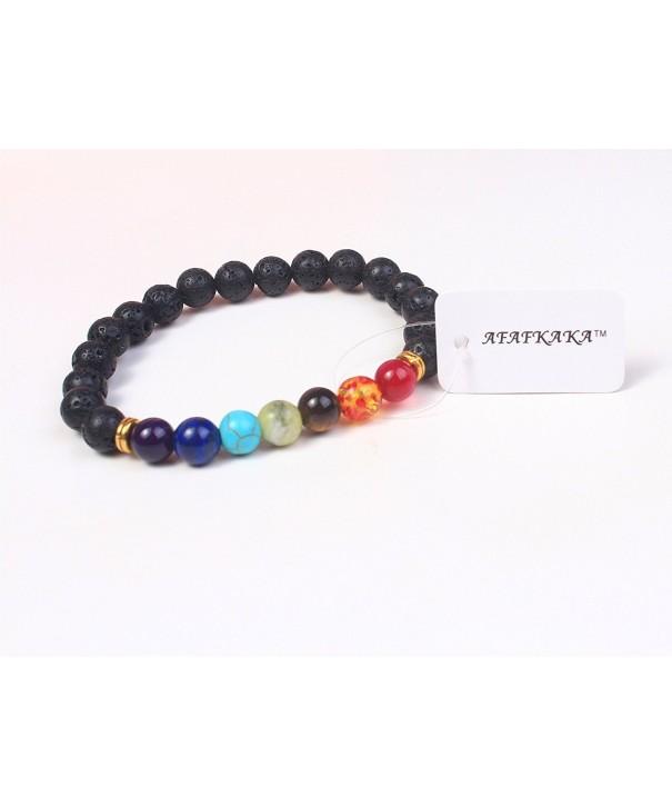 Bracelet Chakra Healing Gemstone Energy