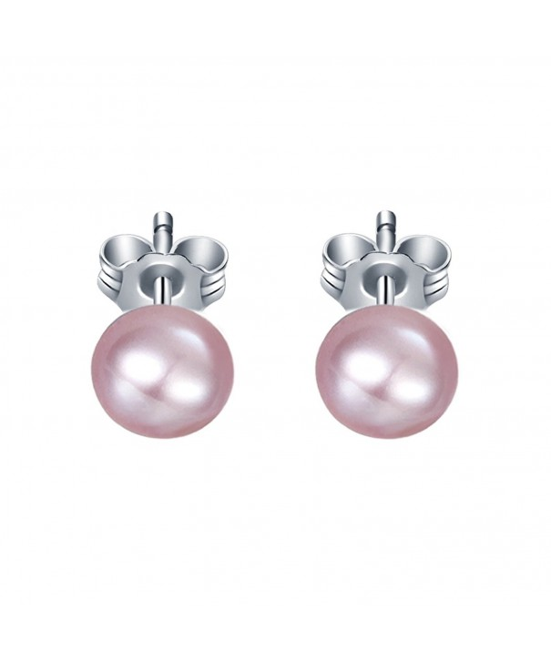 Sinya Freshwater Cultured Earrings Sterling