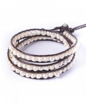 81stgeneration Womens Simulated Friendship Bracelet