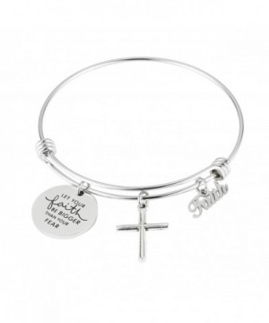 Christian Bracelet Faith bigger faith