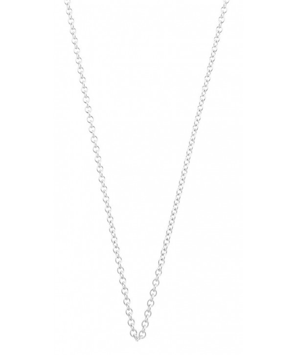 Helen Ficalora Chain Sterling Silver