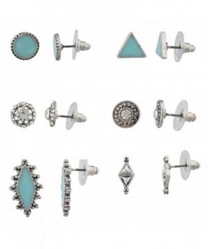 Lux Accessories Boho Multi Earring
