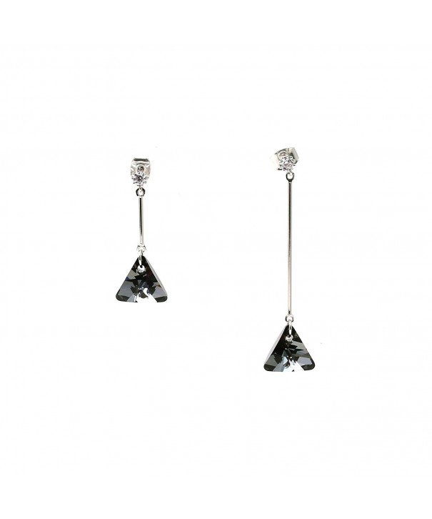 Delice Delight Paris Triangle Swarovski unbalanced