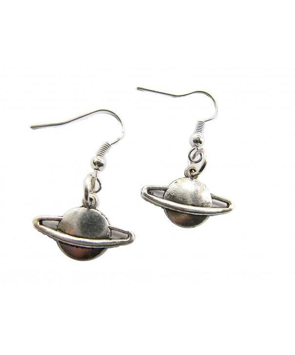 Earrings science Interstellar Galactic Jewelry