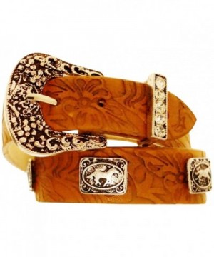 Leather Buckle Bracelet Cowgirl Up