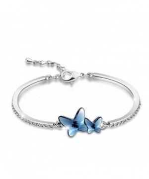 Butterfly Valentines T400 Jewelers Swarovski