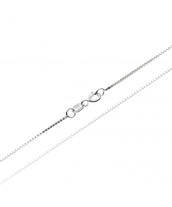 SWEETV Sterling Silver Necklace Jewelry