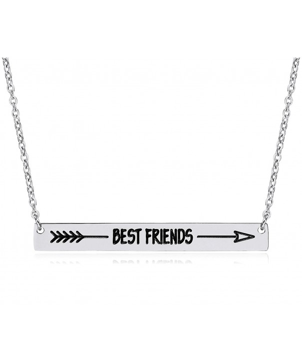 Lazycat Friend Friendship Necklace Jewelry