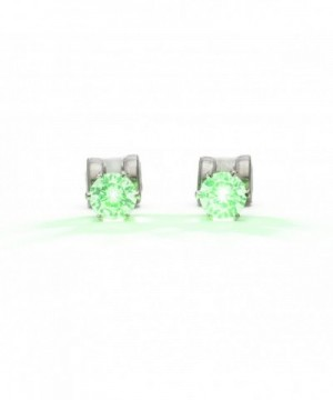 Original Night Ice Earrings Green