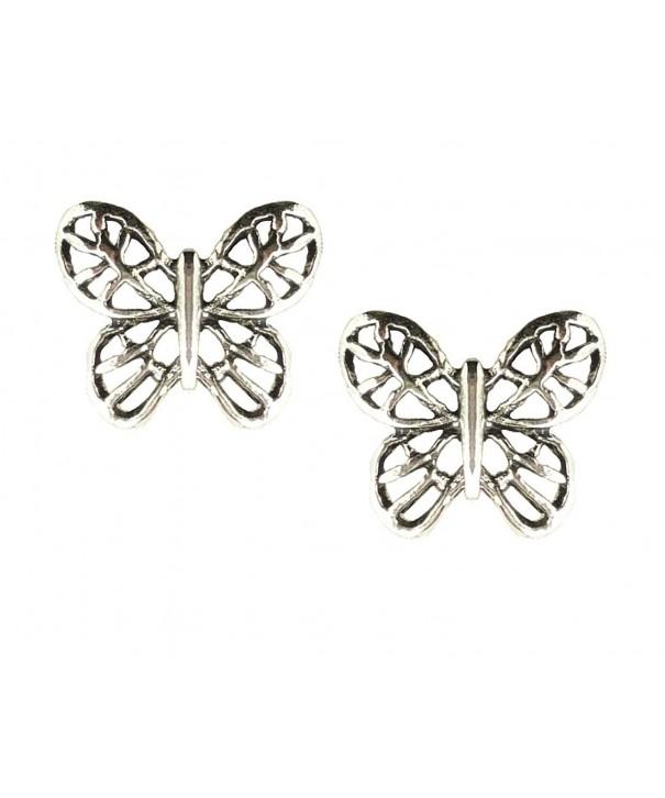 Bali Sky Sterling Butterfly P053