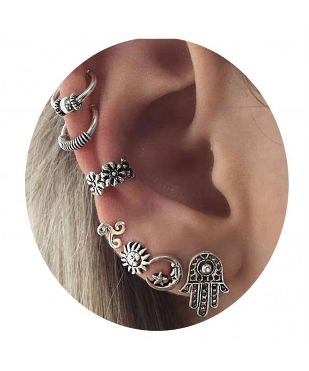 Earring Vintage Jewelry Silver Silver2