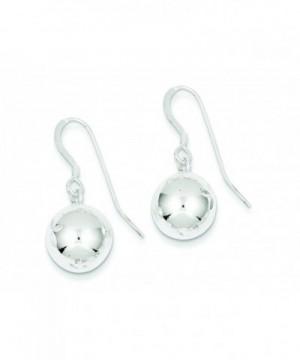 Finejewelers Sterling Silver Ball Earrings