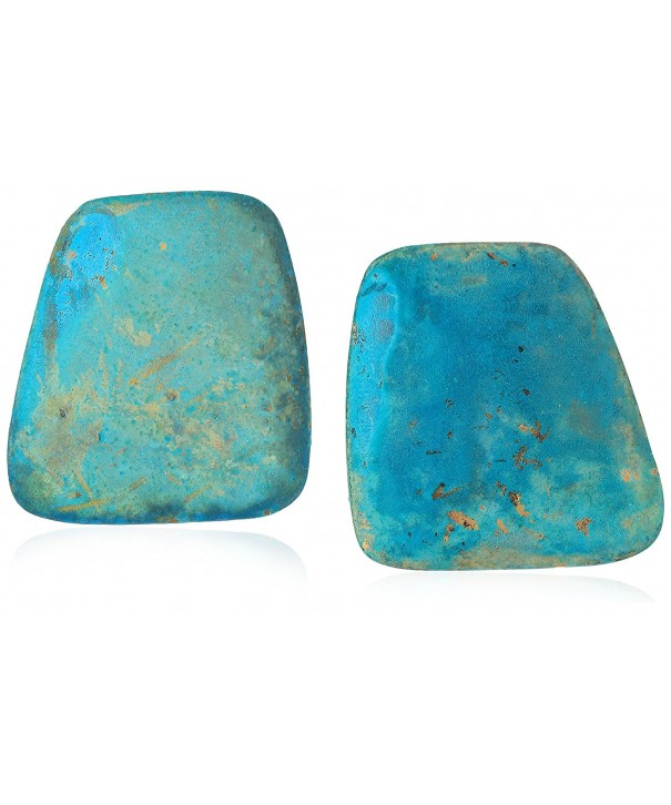 Robert Lee Morris Patina Earrings
