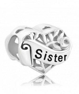 LovelyJewelry Sister Sterling Filigree Bracelet