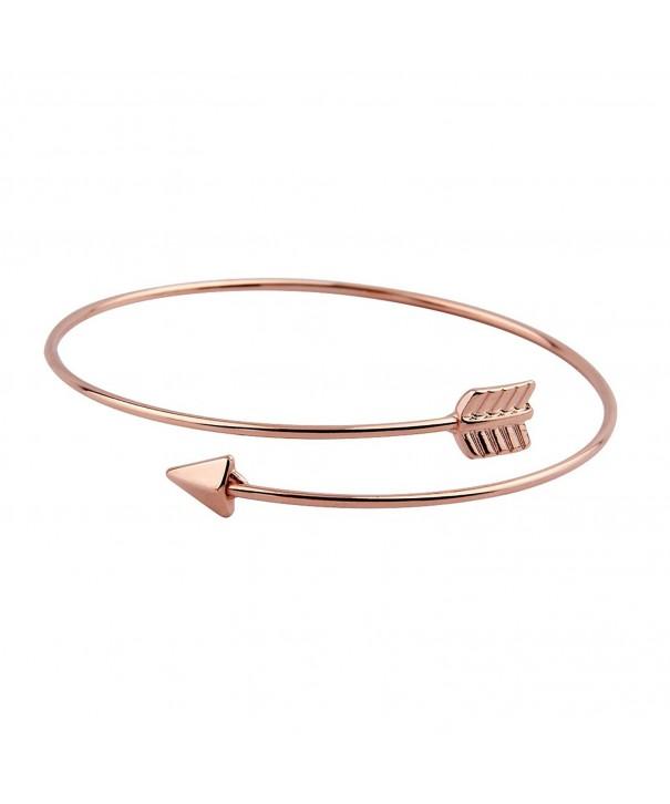 ZUOBAO Stacking Bangle Bracelet Delicate