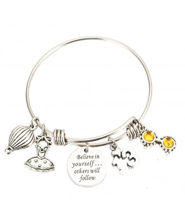 Birthday Personalized Bracelet Yourself inspiration