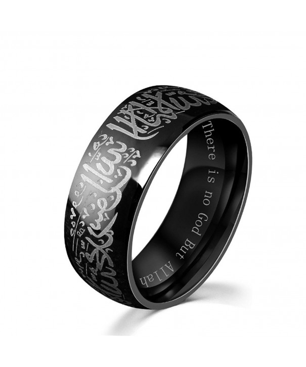 WaMLFac Plated Jewelery Shahada Stainless