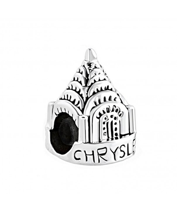 Chrysler Building Jewelry Pandora Bracelets