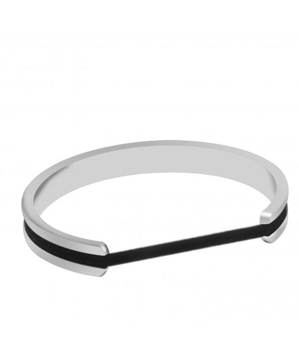 Bracelet Poshing Stainless Steel Bangles