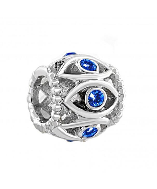 LovelyJewelry Lucky Birthstone Crystal Bracelet