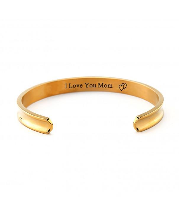 Liuanan Stainless Bracelet Loving Mothers