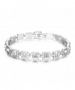 Mothers Jing Chow Bracelet White