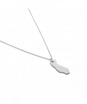 HONEYCAT California Necklace Minimalist Delicate