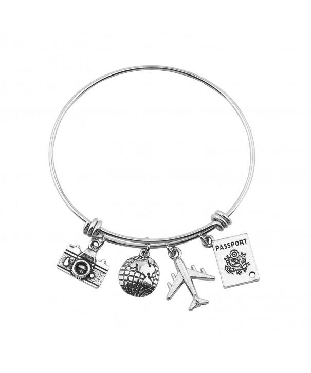 SEIRAA Bracelet Expandable Bracelets Traveler