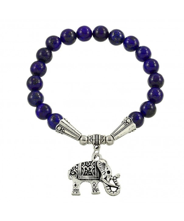 Falari Elephant Natural Bracelet B2448 LAPS