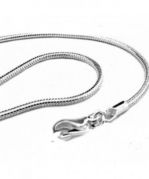 Snake Chain Solid Sterling Silver