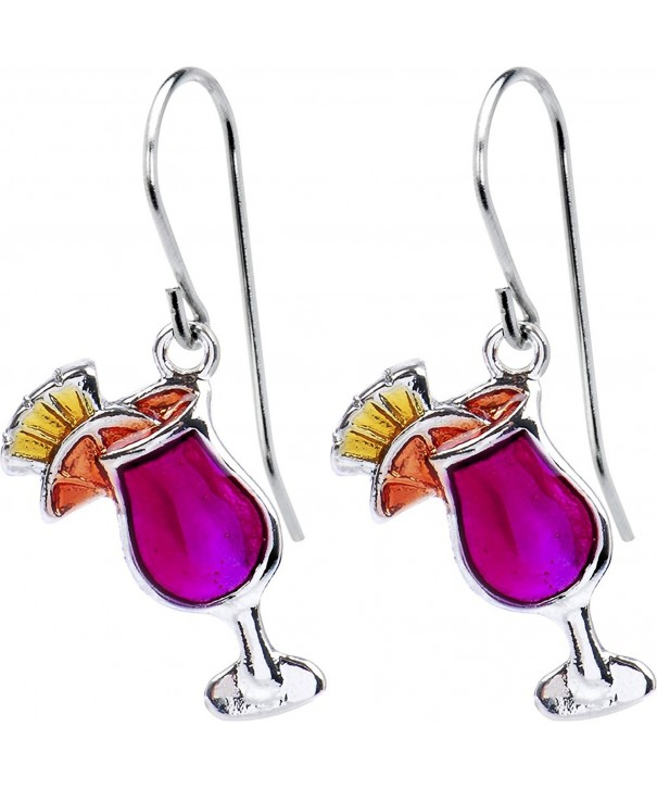 Body Candy Stainless Tropical Earrings