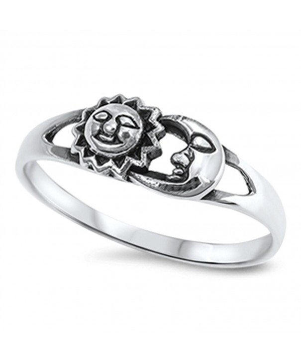 Universe Fashion Sterling Silver RNG14842 11