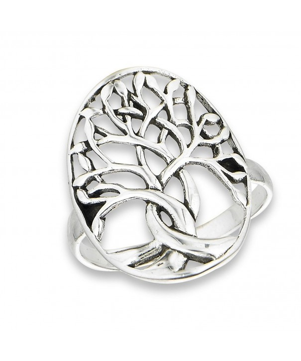925 Sterling Silver Domed Filigree