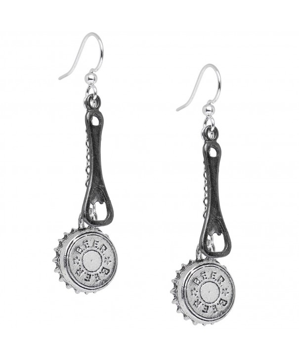 Body Candy Handcrafted Silver Earrings