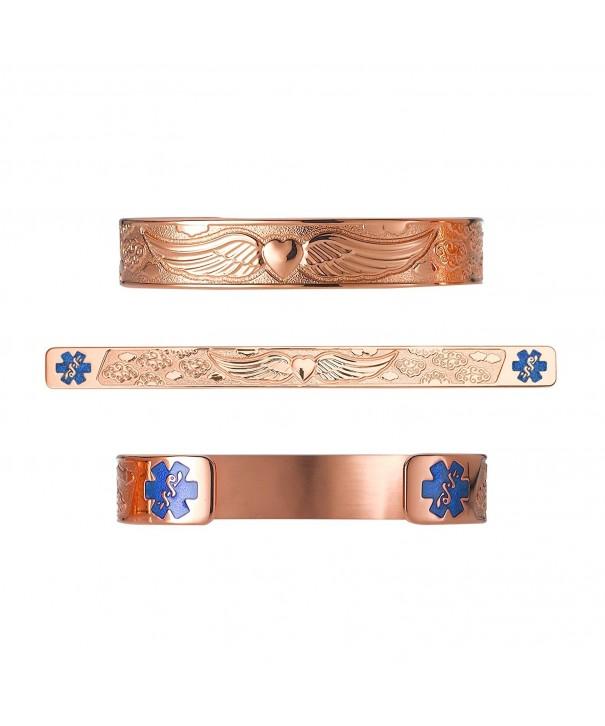 Divoti Custom Engraved Medical Bracelet