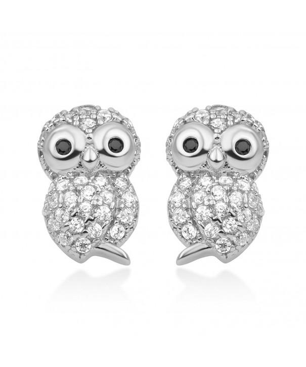 Sterling Silver Little Earrings Jewelry