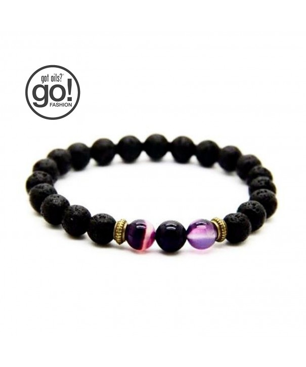 got oils LAVA BRACELET Purple