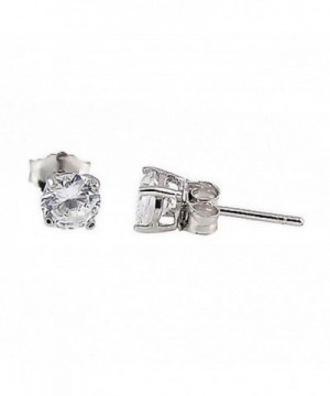 Trustmark 0 10ctw Brilliant cut Basket Earrings