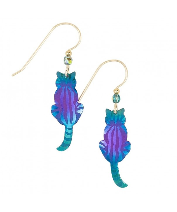 Holly Yashi Sitting Earrings Turquoise