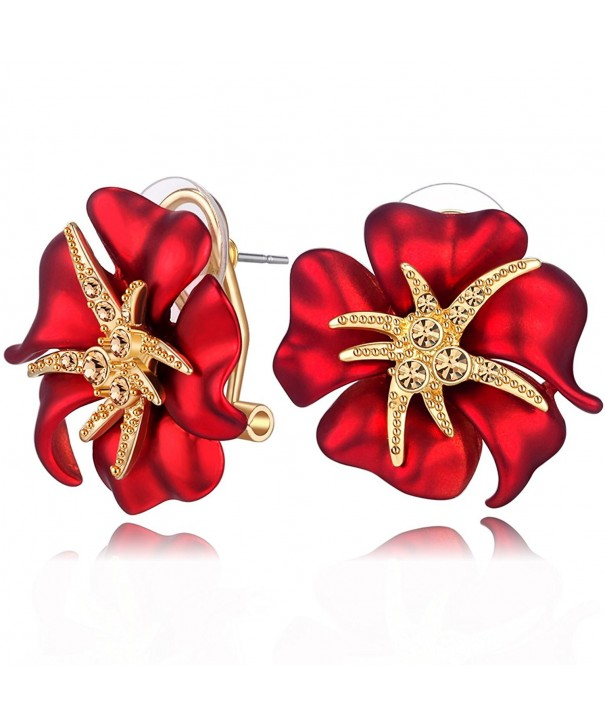 Carfeny Fashion Jewelry Plated Earrings