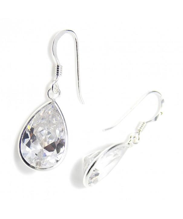 Pro Jewelry Sterling Dangling Earrings