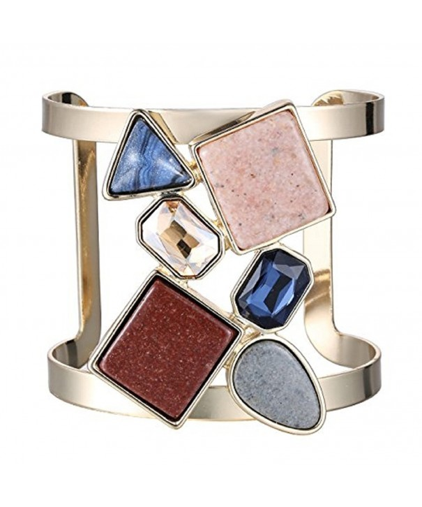 eManco Geometric Bracelet Adjustable Assorted