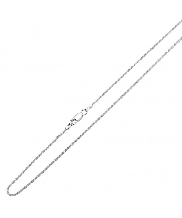 Sterling Silver 1 4mm Italian Necklace