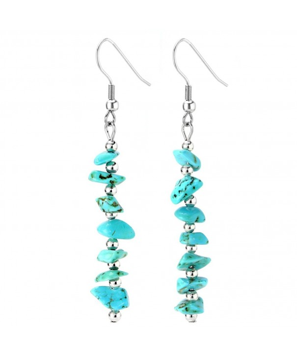 Birthday Gemstones Precious Earrings Hypoallergenic