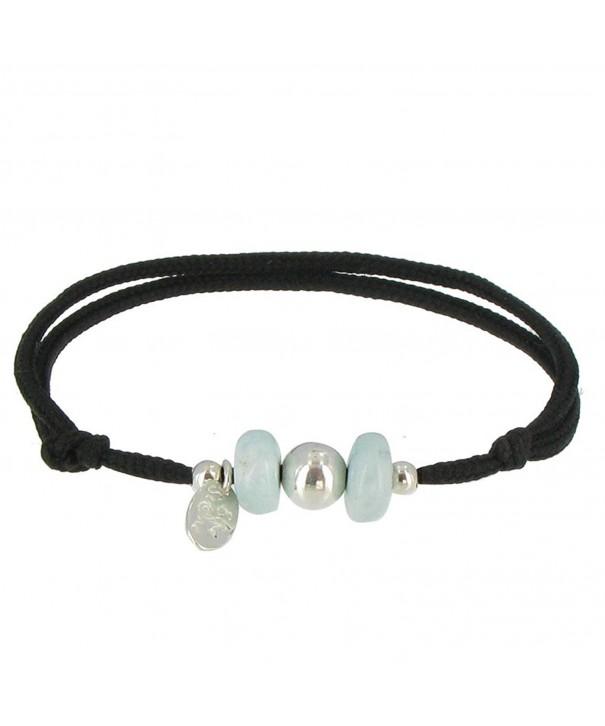 Poulettes Jewels Bracelet Dominican Larimar