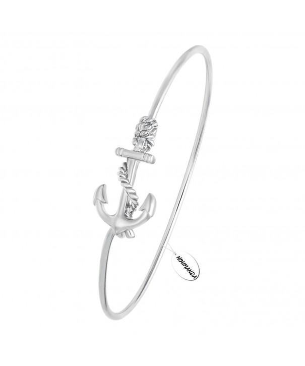 NOUMANDA Vintage Anchor Bracelet Infinity