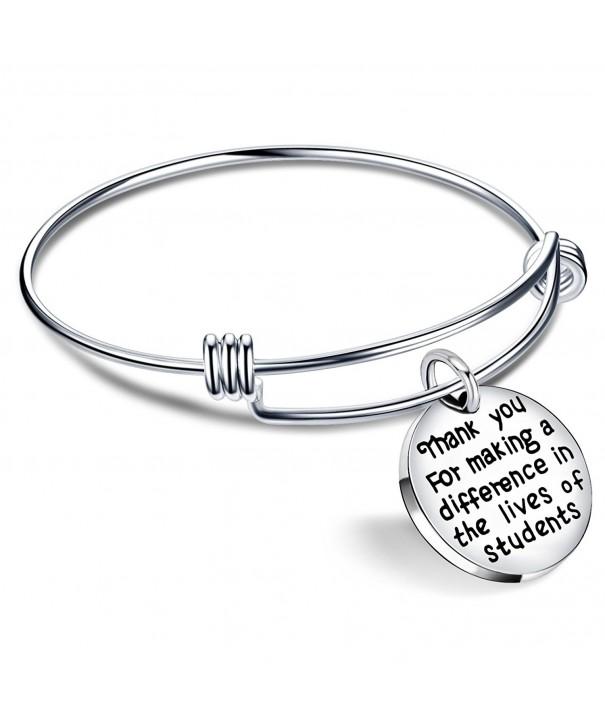 Teacher Expandable Bracelet difference students