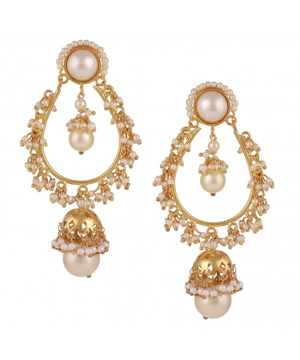 Swasti Jewels Bollywood Fashion Earrings